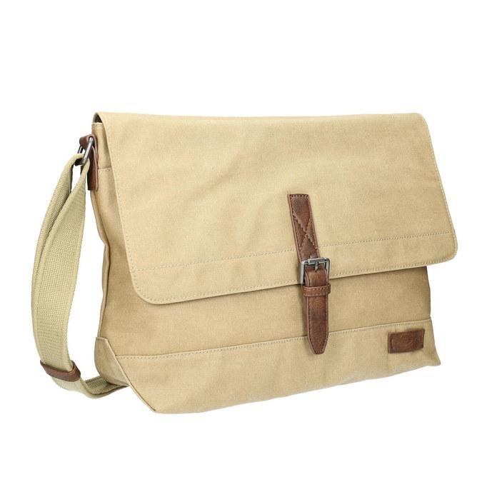 Hnědá Crossbody taška s přezkou camel-active-bags, hnědá, 969-8031 - 13