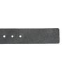 Černý kožený opasek bata, černá, 954-6192 - 16