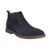 Modrá kotníčková obuv bata, modrá, 823-9615 - 13