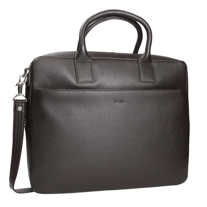 Pánská kožená taška picard, hnědá, 964-4099 - 13