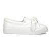 Dámská Slip-on obuv s mašlí north-star, bílá, 511-1606 - 19