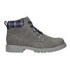 Dětská zimní kotníčková obuv weinbrenner-junior, šedá, 411-2607 - 15