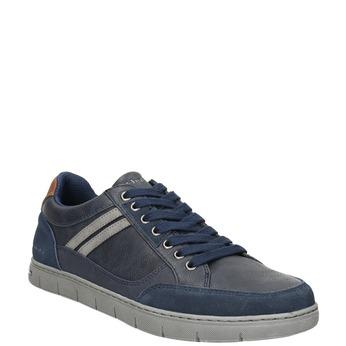 Ležérní pánské tenisky north-star, modrá, 841-9607 - 13