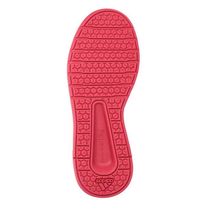 Růžové dětské tenisky adidas, růžová, 301-5197 - 17