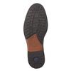 Pánské kožené Chukka Boots bugatti, modrá, 826-9007 - 17