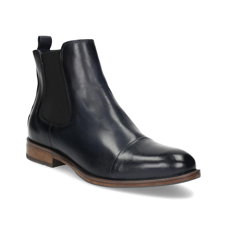 Baťa Dámská kožená Chelsea obuv - Všechny boty  c52e9648b4