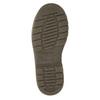 Dětská kotníčková obuv s kamínky mini-b, černá, 321-6611 - 26