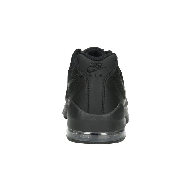 Pánské černé tenisky nike, černá, 809-6184 - 16