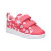 Dívčí tenisky s potiskem adidas, růžová, 101-5533 - 13