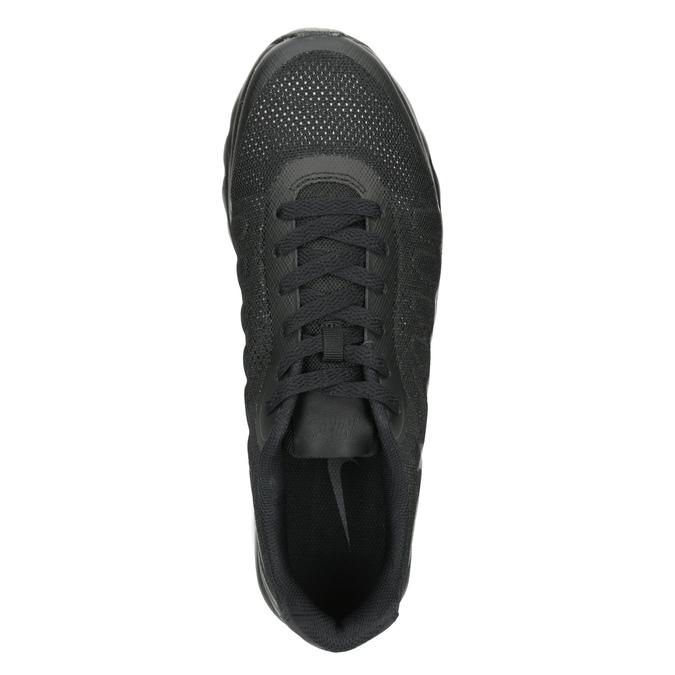 Pánské černé tenisky nike, černá, 809-6184 - 15