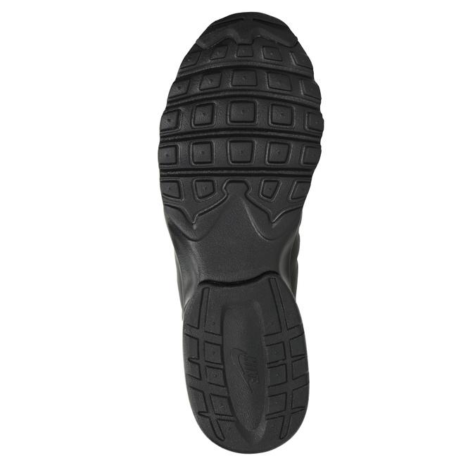 Pánské černé tenisky nike, černá, 809-6184 - 17