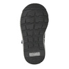 Dětská kožená kotníčková obuv bubblegummers, šedá, 114-2603 - 17
