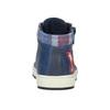 Dětská kožená kotníčková obuv bubblegummers, modrá, 114-9603 - 16