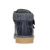 Dětská kožená kotníčková obuv weinbrenner-junior, modrá, 216-9200 - 16