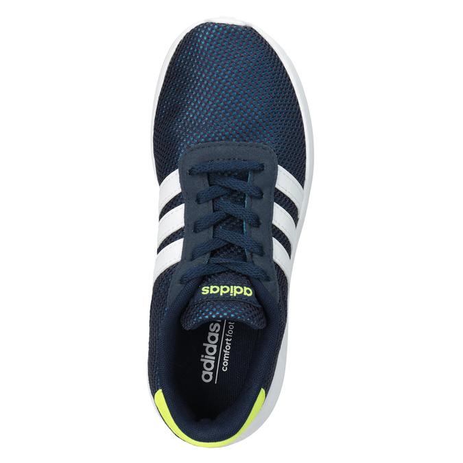 Modré dětské tenisky adidas, modrá, 309-9288 - 15
