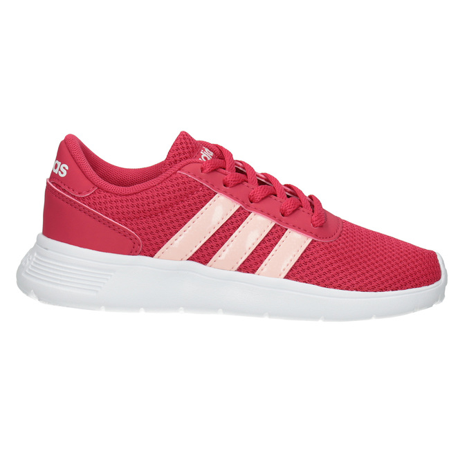 Růžové dívčí tenisky adidas, růžová, 309-5288 - 26