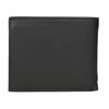 Černá kožená peněženka bugatti-bags, černá, 944-6050 - 16
