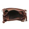 Hnědá dámská kabelka gabor-bags, hnědá, 961-3049 - 15