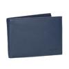 Modrá kožená peněženka bugatti-bags, modrá, 944-9051 - 13