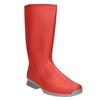 Dámské červené holínky bata, červená, 592-5140 - 13