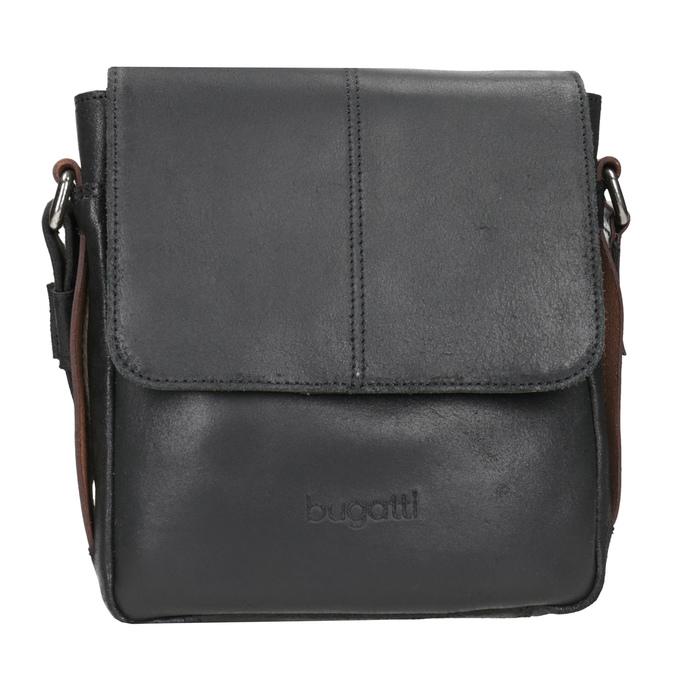 Pánská kožená Crossbody taška bugatti-bags, černá, 964-6027 - 26