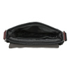 Pánská kožená Crossbody taška bugatti-bags, černá, 964-6027 - 15