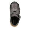 Kožené kotníčkové tenisky mini-b, hnědá, 214-4203 - 15