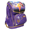 Školní aktovka s pevným dnem lego-bags, fialová, 969-9010 - 13