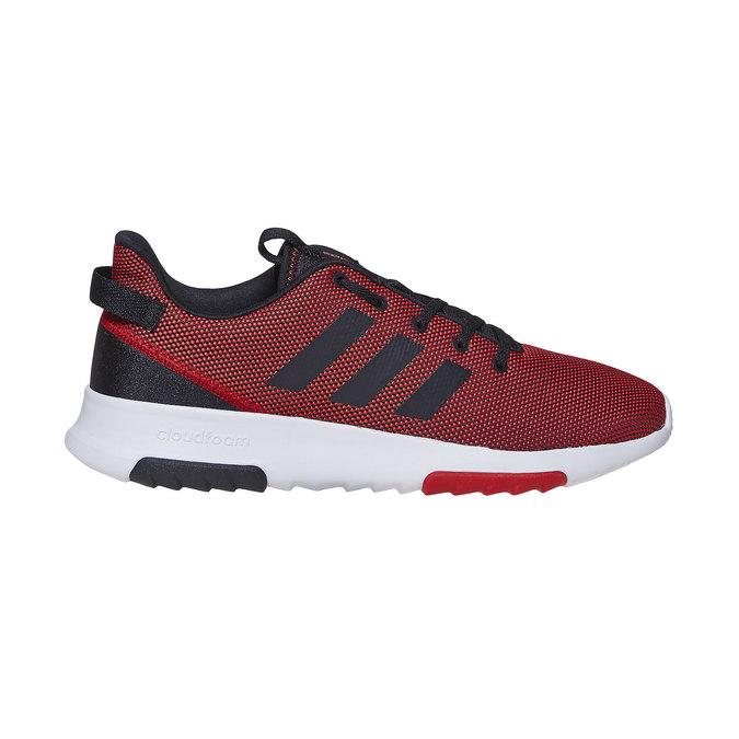 Červené pánské tenisky adidas, červená, 809-5201 - 15