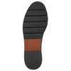 Kožená dámská Chelsea obuv bata, černá, 596-6657 - 19