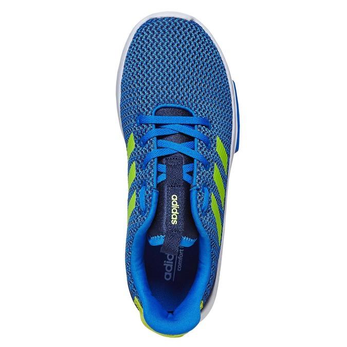 Sportovní chlapecké tenisky adidas, modrá, 409-9289 - 19