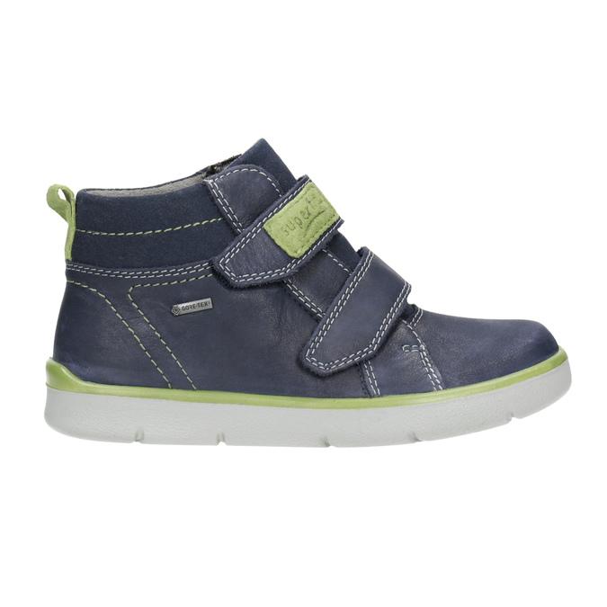 Kožená kotníčková obuv dětská superfit, modrá, 314-9035 - 26