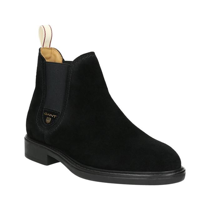 Dámské Chelsea kozačky gant, černá, 513-6086 - 13