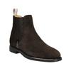Hnědá dámská Chelsea obuv gant, hnědá, 513-4085 - 13