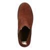 Kožená dámská kotníčková obuv gant, hnědá, 513-4062 - 26