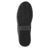 Dámská kožená kotníčková obuv gant, černá, 513-6062 - 19