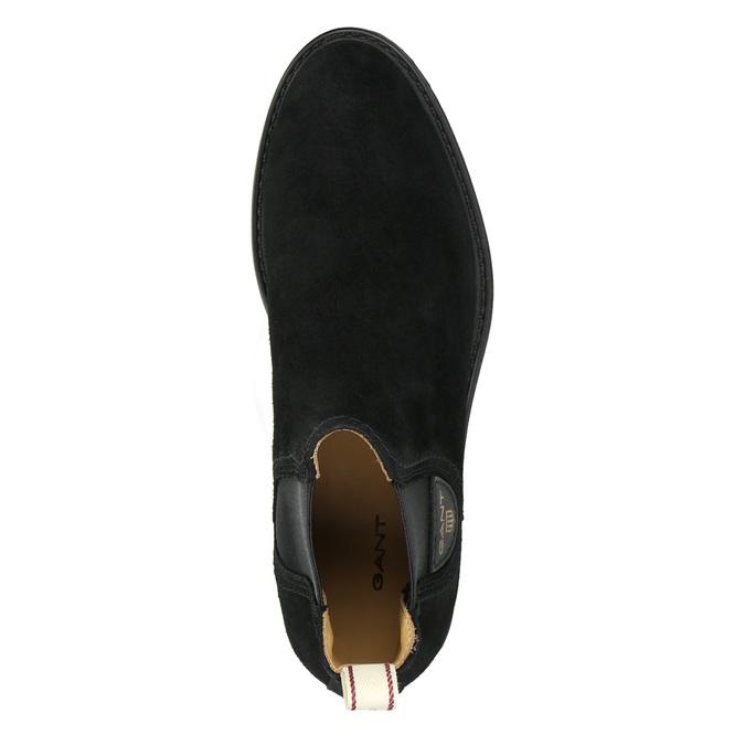 Dámské Chelsea kozačky gant, černá, 513-6086 - 26