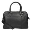 Dámská kožená kabelka bata, černá, 964-6281 - 26