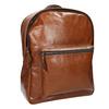 Kožený pánský batoh bata, hnědá, 964-4278 - 13