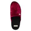 Dámská domácí obuv bata, červená, 579-5620 - 26