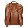 Kožený pánský batoh bata, hnědá, 964-4278 - 26