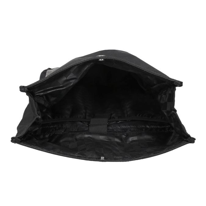 Šedý unisex batoh s přezkou vans, šedá, 969-2095 - 15