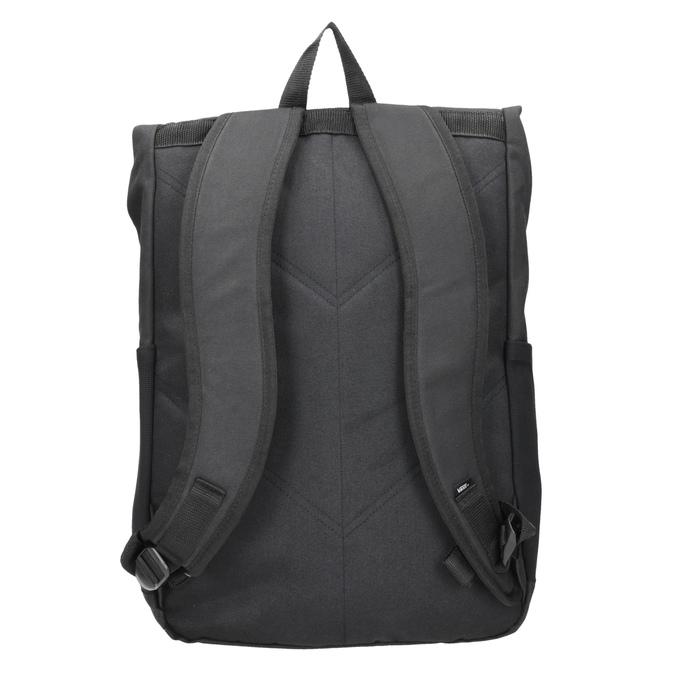 Šedý unisex batoh s přezkou vans, šedá, 969-2095 - 16