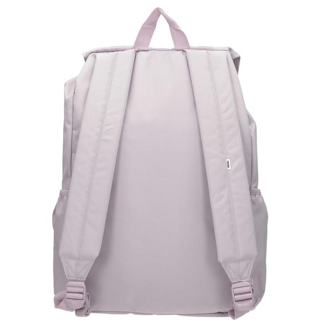 Růžový dámský batoh vans, červená, 969-5080 - 16