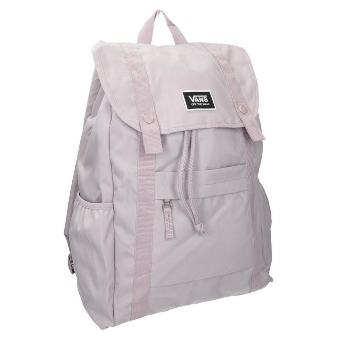 Růžový dámský batoh vans, červená, 969-5080 - 13
