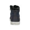 Dětská obuv se zateplením mini-b, modrá, 491-9652 - 15