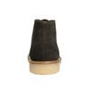 Dámské kožené Desert Boots bata, hnědá, 593-4608 - 17