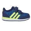 Dětské tenisky na suché zipy adidas, modrá, 109-9157 - 15