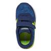 Dětské tenisky na suché zipy adidas, modrá, 109-9157 - 19