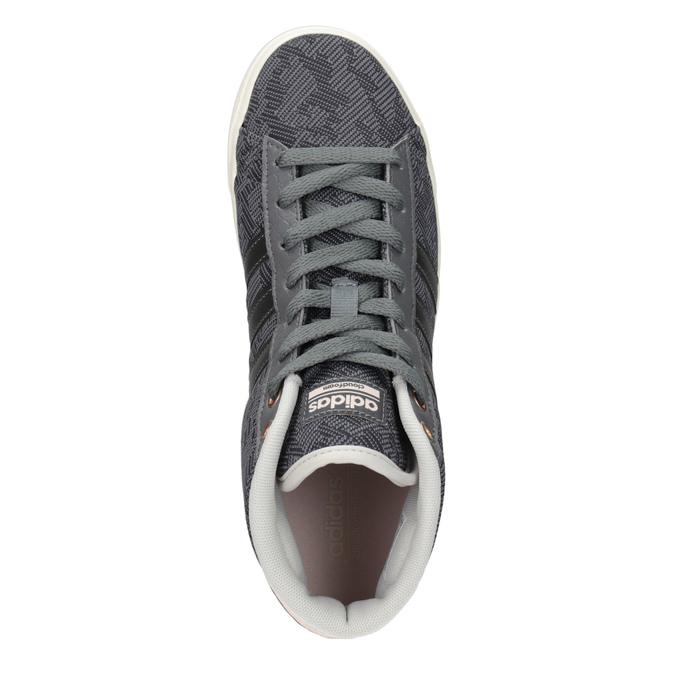 Kotníčkové dámské tenisky adidas, černá, 509-6112 - 15